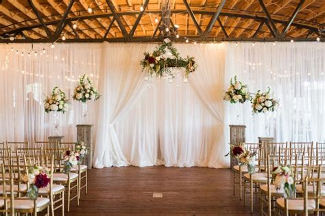 Wedding Ceremony Setup by Wedding Ceremony Ideas Curated By The Celebration Society