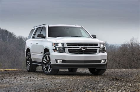 chevy yukon 2018 chevy tahoe rst is for rally sport truck gm authority