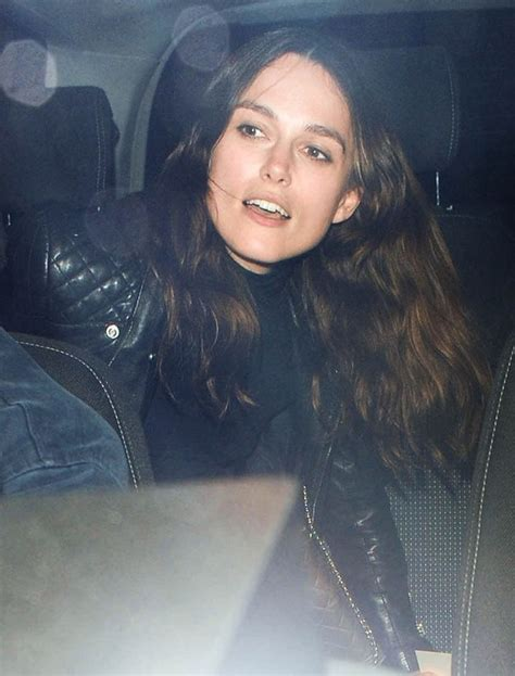 A Lindsay And Keira by Keira Knightley And Lindsay Lohan At The Chiltern