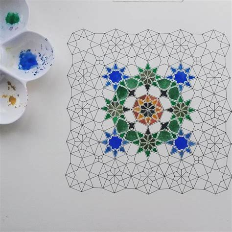 islamic ink361 395 best images about islamic geometry on pinterest