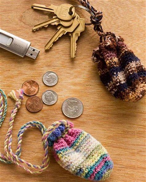 crochet pattern key 62 easy handmade fun crochet pattern keychains diy to make