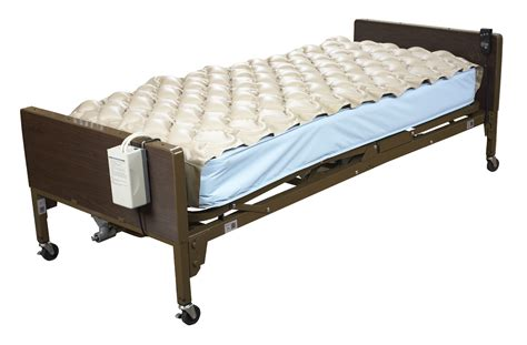 medical bed med aire air mattress alternating pressure