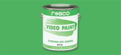how green is your green screen comparing diy keying paint vs rosco chroma key paint rosco