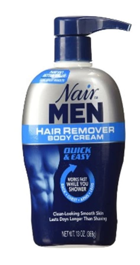 the best hair removal products for men livestrong com nair men hair removal cream the hair central
