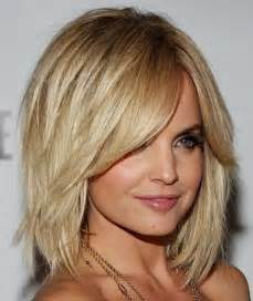 lob hairstyle pictures cute layered lob hairstyle styles weekly