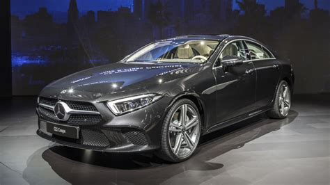 Mercedes Cls 2019 by Mercedes Reveals The 2019 Cls With An Inline Six Engine At