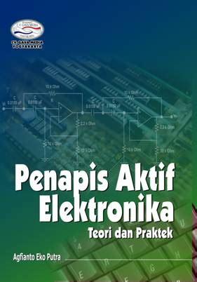 Ilmu Seni Teori Dan Praktek penapis aktif elektronika teori dan praktek