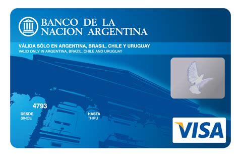 visa home socios banco de la naci 243 n argentina