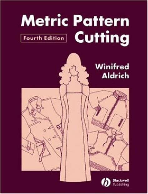 metric pattern cutting for menswear winifred aldrich 9781405131414 metric pattern cutting by winifred aldrich reviews discussion bookclubs lists