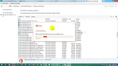 How To Uninstall Microsoft Office by How To Uninstall Microsoft Office 2016