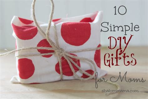 simple gift for s day 10 simple diy gifts for tiny apothecary