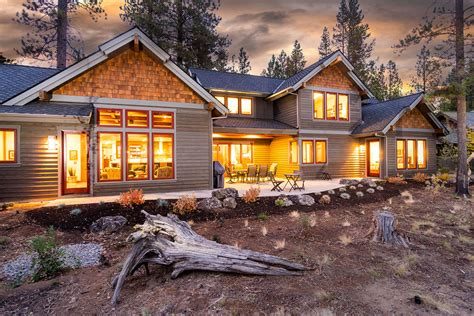 northwest mountain lodge home custom design services