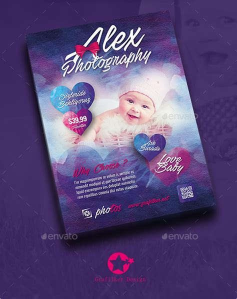 Baby Shower Flyer Word Template