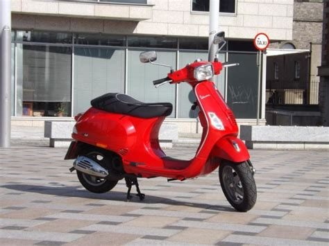 2009 50cc piaggio vespa s50 for sale for sale in