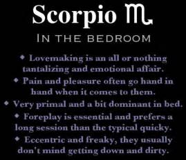 scorpios scorpio facts