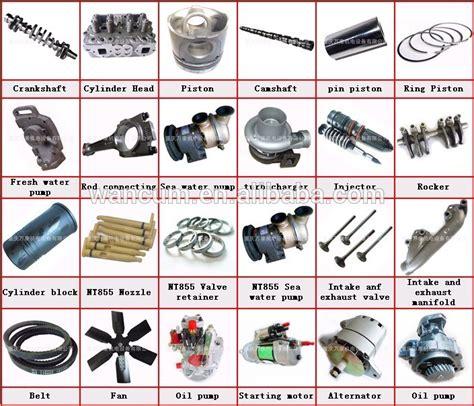 Spare Part Genset cummins diesel generator spare parts buy cummins