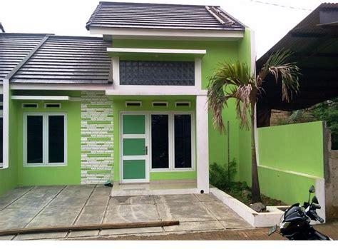 desain interior rumah nuansa hijau gambar rumah modis update contoh desain rumah bernuansa