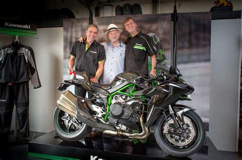 Motorrad Touren D Sseldorf horst lichter f 228 hrt kawasaki h2 magazin auto de