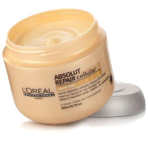L Occitane Masker 200ml crema de tratamiento absolut repair de l oreal