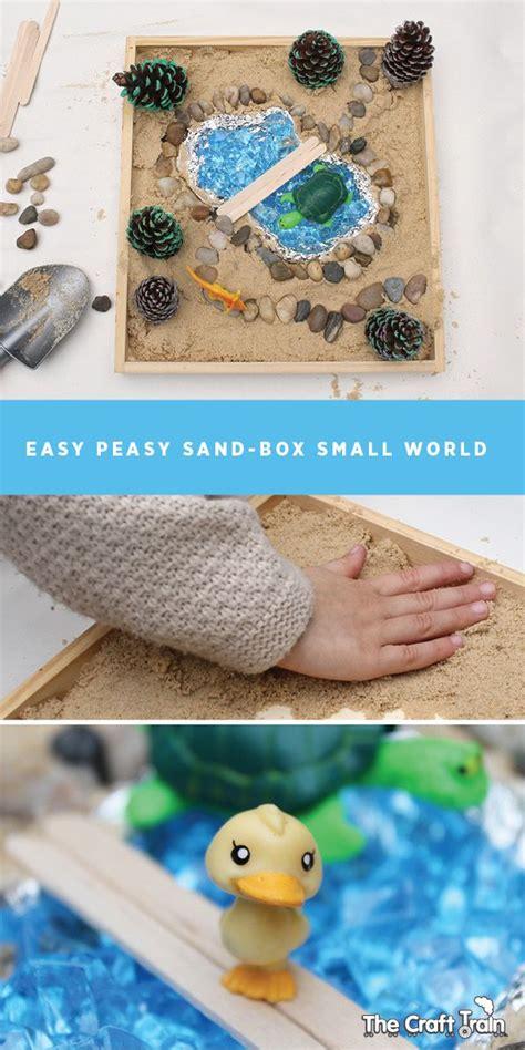 Sensory Box Seri B 95 best small world imaginative play images on