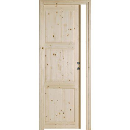 porte abete porta scorrevole in abete grezzo 210 cm x 80 cm acquista