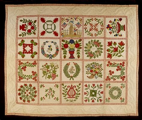 american quilts in the industrial age 1760 1870 the international quilt study center and museum collections books baltimore album quilts were pre cuts textiles and the