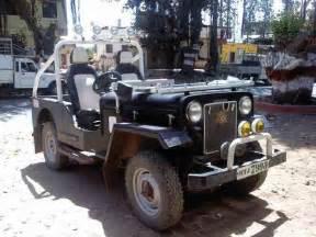 4x4 Open Jeep Open Jeep 4x4 Mahindra Mahindra Pune Other