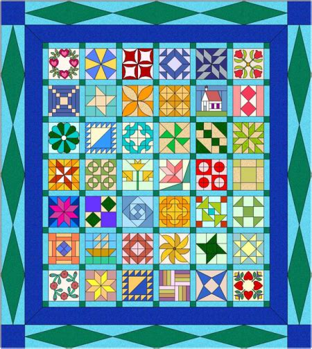 Patchwork Quilt Blocks - sler quilts the sewing studio