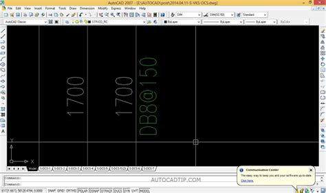 tutorial autocad line how to add text upper dimension line in autocad