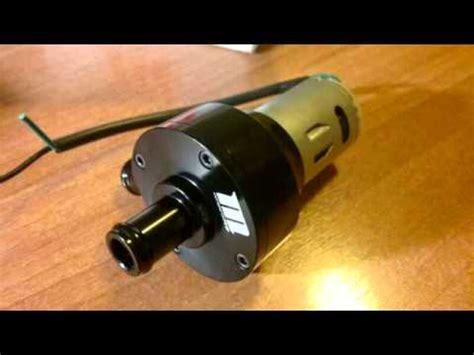 Pompa Mini Recensione Pompa Acqua Motoforce Mini Termometro Stage 6