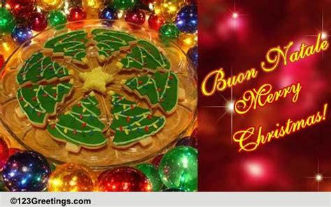 italian christmas pizza  italian ecards greeting cards