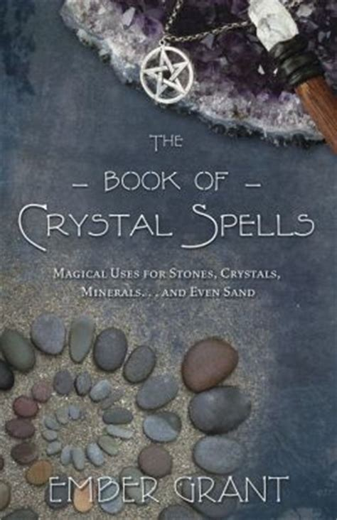 Cotton Alpha Numeric Magic Sand 1 the book of spells magical uses for stones crystals minerals and even sand by