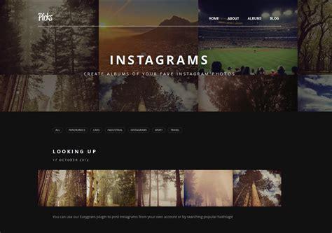 themes wordpress com 20 th 232 mes wordpress instagram