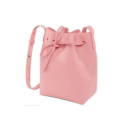 17 Best Mansur Gavriel Bags Lyst Mansur Gavriel Mini Bag In Pink