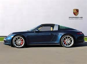 Used Porsche 911 Targa 4s Sale Used Porsche 911 Targa 4s 2dr Pdk 991 308 For Sale
