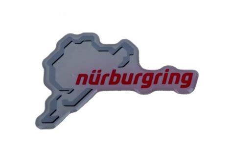Nürburgring Aufkleber by N 252 Rburgring Aufkleber Logo 3d Unterwegs Fanartikel