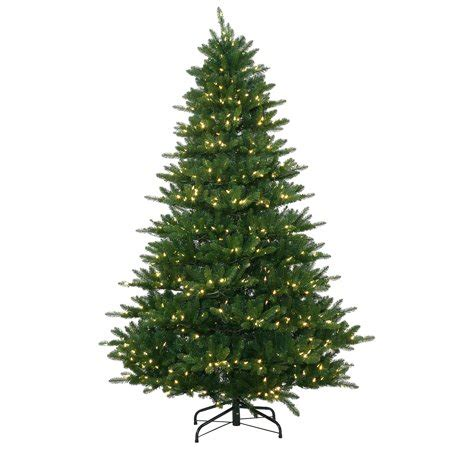 instant shape christmas trees 9 pre lit nikko frasier fir instant shape artificial tree warm white led