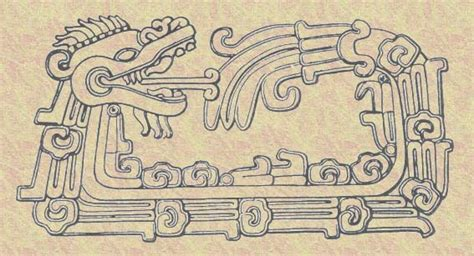 pedro paramo serpents tail figure 19 quetzalcoatl as snake tail swallower