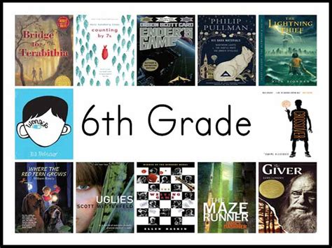 the best books to read in 6th grade book scrolling
