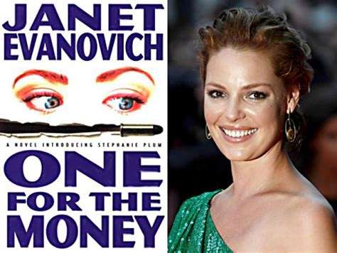 by janet evanovich one for the money janet evanovich movie cast one money