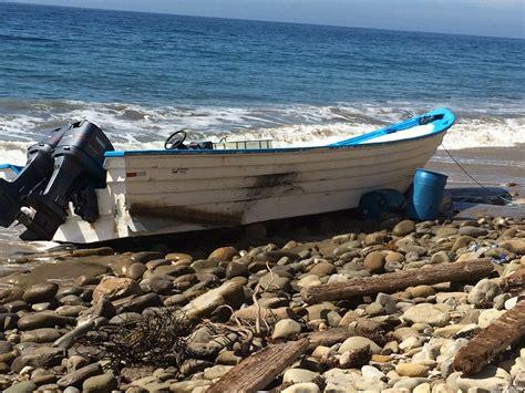 panga boat history panga boat discovered at san onofre beach