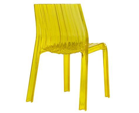 sedie simili kartell frilly kartell sedute sedie livingcorriere