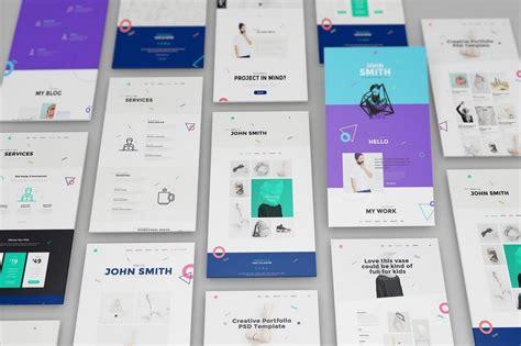 mockup design html 20 best website psd perspective mockups design shack