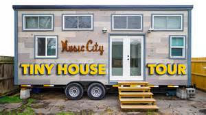 micro house music modern tiny house with two lofts in music city youtube