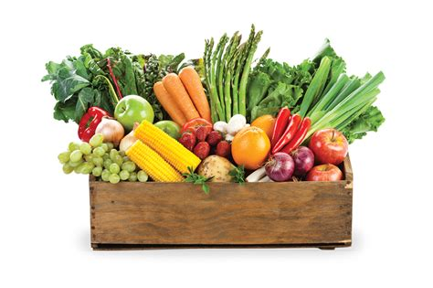 Detox In A Box Food Delivery by Farm To Work Our Healthy Lives