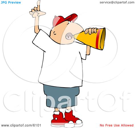 clipart yelling yelling megaphone clipart clipart kid