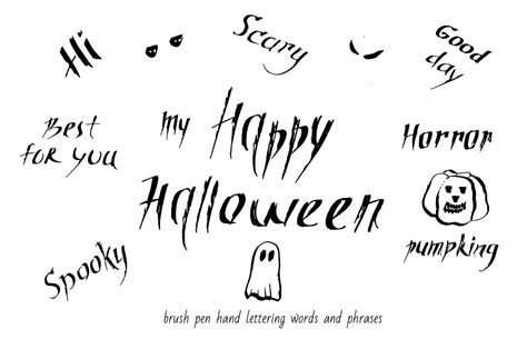 design font uppercase 5 halloween fonts for creating scary designs