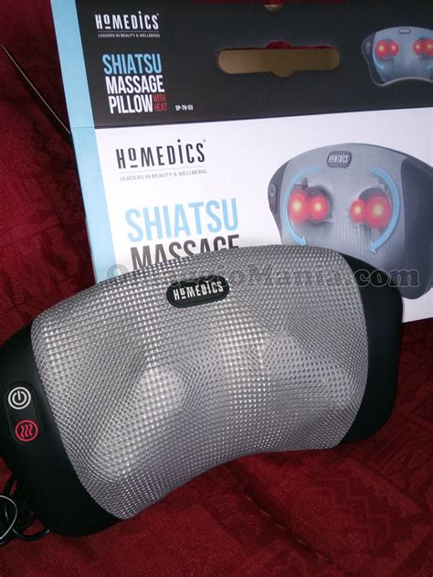 cuscino homedics cuscino homedics 28 images homedics cuscino shiatsu