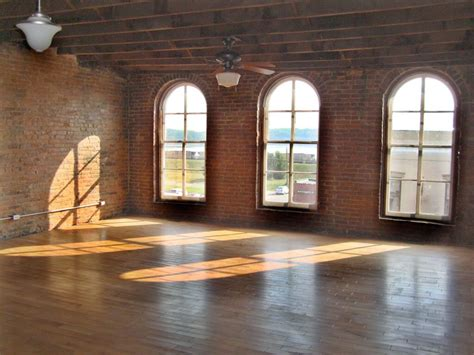 omg it s a real place i dreamed of an exposed brick loft apartment with wood floors