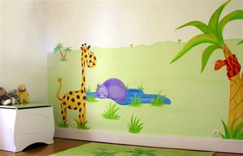 peinture murale chambre enfant sabine design sabine design peintures fresques